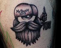 First Tattoos 2013