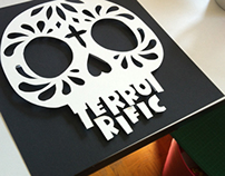 Terroirific Bar paper cut