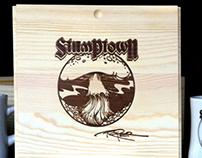 Stumptown Coffee Roasters Mug Set Design.