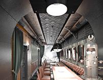 """project """"Paravoz-z-z"""" (locomotive) art_cafe"""