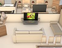 Villas 3D Project