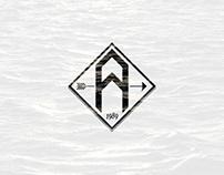 Logo Design & Branding - Arrow Branding Concept