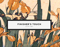 Finisher's Touch - Logo Design