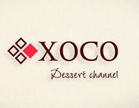 Xoco - TV show Branding