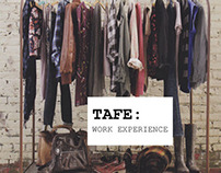 TAFE: Work Experience