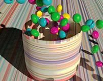 Colors of 3D