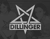 """""""DILLINGER STREETWEAR"""" BRANDING"""