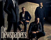 Photographer George Rabe - Portraits of The Newspapers
