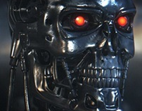 Terminator - Big LED short Film