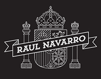 adidas Skateboarding - Raul Navarro Title Graphics