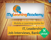 My Learning Academy - E learning App