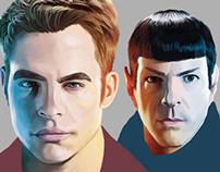 Star Trek: Into Darkness Poster - Empire