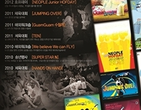 NEOPLE EVENTS 2010~2012_poster
