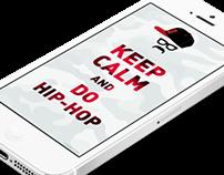 KEEP CALM AND DO HIP-HOP