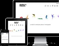 Contemporary Dancer Website