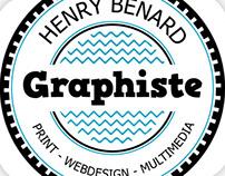 I'm a Graphic Designer.