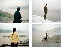 Mist, The Three Gorges Dam, China