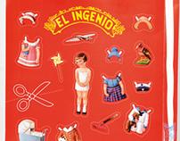 Shopping bag 'El Ingenio'