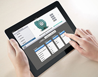 Sales Support App for iPad