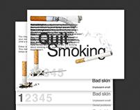 Instructions; Quit Smoking