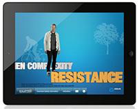 HIV Patient iPad Application