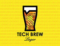Tech Brew Branding and Packaging