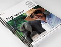 Edição 01 Ivy Magazine - Amaury Jr.
