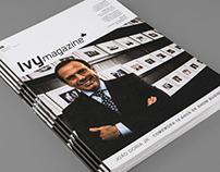 Edição 02 Ivy Magazine - João Doria Jr.
