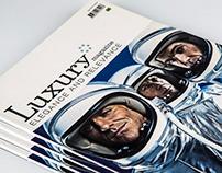 Edição Especial - Luxury Magazine (project)