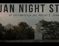 Juan Night Stand Credits Design