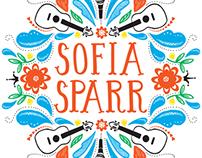 Sofia Sparr - Album Art
