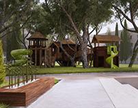 Park Architecture Concept