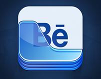 Behance Portfolio App Icon