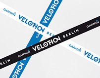 Garmin Velothon Berlin Branding