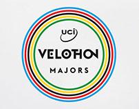 UCI Velothon Majors Branding