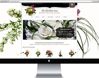 eCommerce Site - The Chocolate Rose
