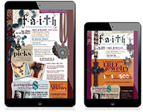 Email Marketing Campaign - Faith Jewelry