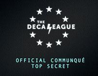 Decaleague Adventure App Concept