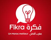 Fikra.ma ~ Logo & branding