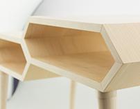 Hexa Table
