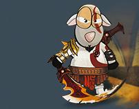 goyun [character design, illustration]
