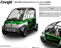 Enerjik - The Eco-Vehicle