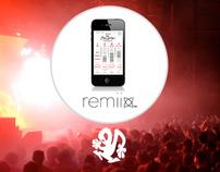 Remiix App - Plastikman | Dubfire | Joris Voorn