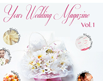 Wedding Magazine Ipad Project