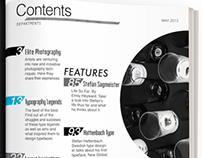 Skid Table of Contents