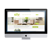 CLV - Tende e serramenti website redesign