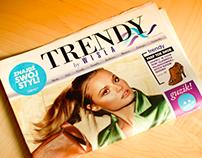 Fashion magazine: Trendy