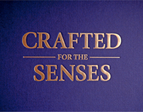 Crafted For The Senses