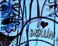 DIADORA shooting BACKSTAGE - Berlin 2013