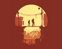 The Last of Us Poster Series II